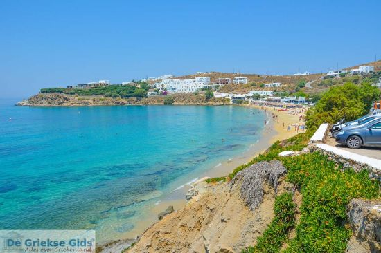 Tourlos Beach Mykonos